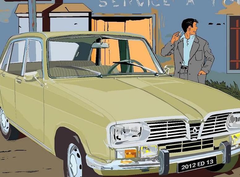 Renault R16 TS
